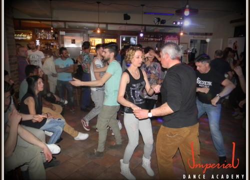16 APRILE – Belvedere Latino