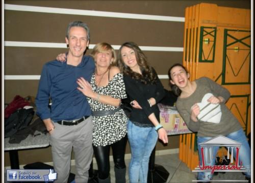 14 Gennaio 2016 – BOOMERANG LATINO – Villafalletto