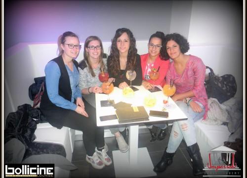 8 marzo 2016 – LADIES NIGHT BOLLICINE – Caraglio