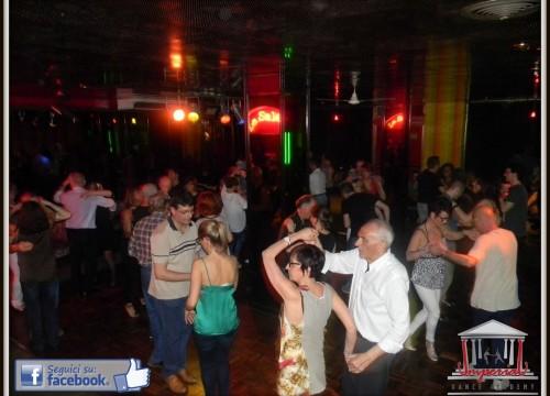16 aprile 2016 – NOCHE LATINA – Dancing Christ